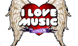 DJ AjeN at I Love Music Outdoor