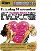DJ AjeN met De Delftsche Helden op Breeze Reunion!!