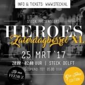 DJ AjeN at Heroes Delft